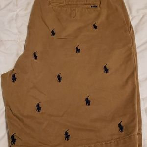 Polo by Ralph Lauren All Over Pony Shorts